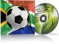 Referenz CD Kleinserie Club Tropical Worldcup Of Fun